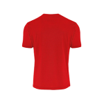 Swette Switters heren t-shirt-Everton rood back