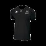Swette Switters heren t-shirt Professional black front