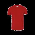 Swette Switters heren t-shirt Professional rood back