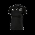Swette Switters dames t-shirt Marion zwart front