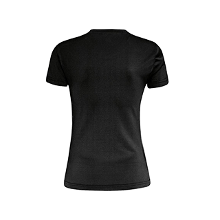 Swette Switters dames t-shirt Marion zwart back