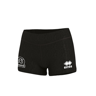 Swette Switters dames volleybal short isabel front